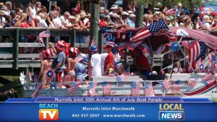 Marshwalk 4th of July -  Local News