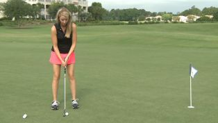Meredith Kirk Putting Golf Tip - A Piece of Advice?