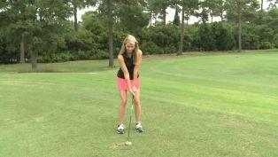 Meredith Kirk Irons Golf Tip - A Piece of Advice?