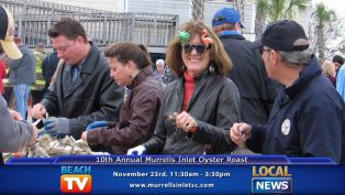 Murrells Inlet Oyster Roast - Local News