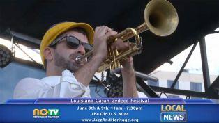 Cajun Zydeco Festival -  Local News