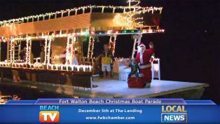 Fort Walton Beach Boat Parade - Local News