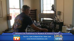 Panama City Publishing Museum Tour - Local News