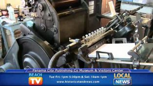 Panama City Publishing Co Museum & Visitors Center - Local News