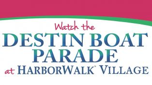 Destin Harbor Boat Parade