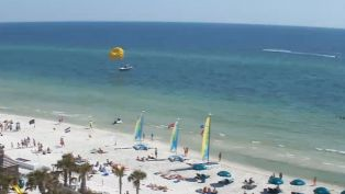 Sandpiper Gulf Resort Beach Cam