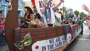 Panama City Beach Mardi Gras