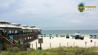 Pineapple Willy's Beach Pier Live Cam