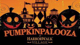 Pumpkinpalooza Party Weekend