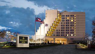 Renaissance Concourse Hotel