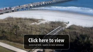 Springmaid Beach Pier Live Cam