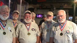Hemingway Look-A-Like Contest at...
