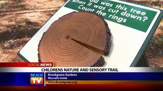 Childrens Nature And Sensory Trail...
