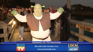 Halloween at the Murrells Inlet...