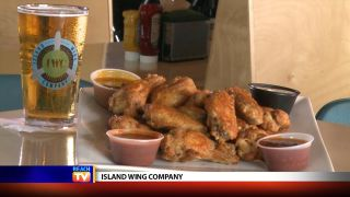 Island Wing Company - Dining Tip