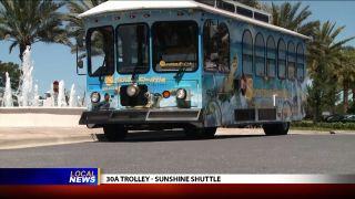Sunshine Shuttle's 30A...