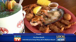 The Boardwalk - Dining Tip