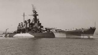 Battleship North Carolina - A Note...