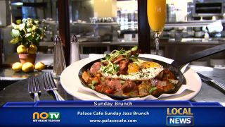 Palace Cafe Sunday Jazz Brunch -...