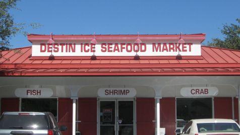 destin ice seafood market tripsmarter com
