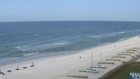 Sandpiper surf cam west tripsmarter com for Surf fishing panama city beach