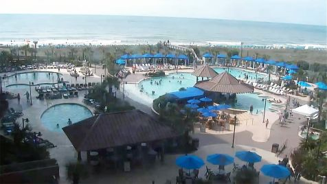 North Myrtle Beach Plantation Webcam