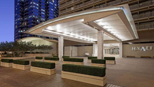 We Like To Stay Here: Hyatt Regency Atlanta | TripSmarter.Com