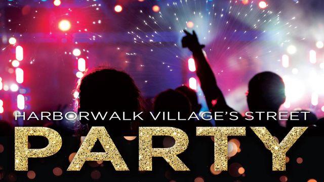 New Year's Eve Street Party at HarborWalk Village