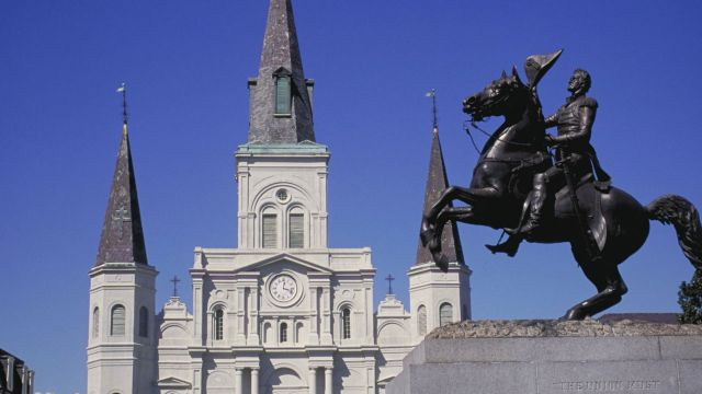 Top Ten Places To Relax in New Orleans