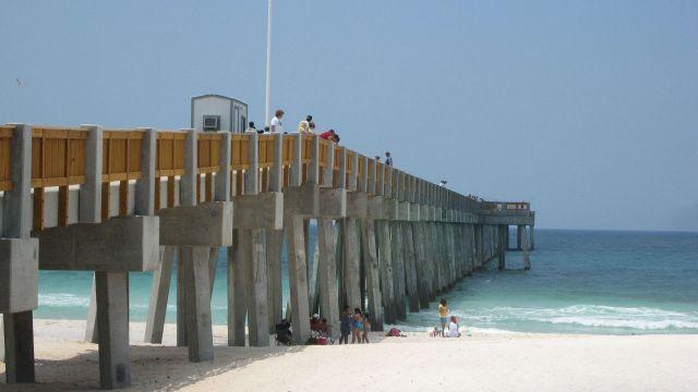 Panama City Beach Piers The Best Beaches In World