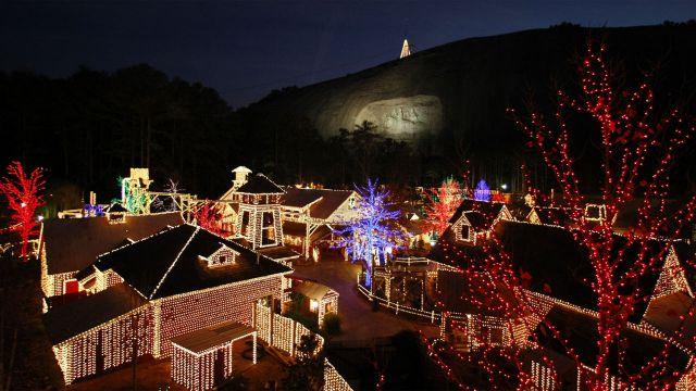 A Stone Mountain Christmas | TripSmarter.Com