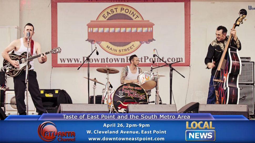Taste of East Point - Local News