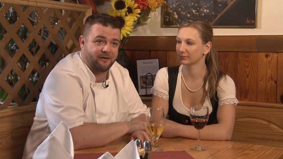 Martina and Werner from Cafe Old Vienna - What's Your Story?