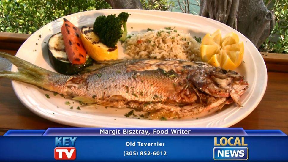 Old Tavernier - Dining Tip