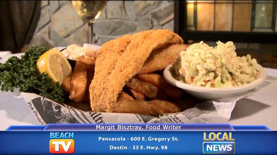 McGuire's Irish Pub - Dining Tip
