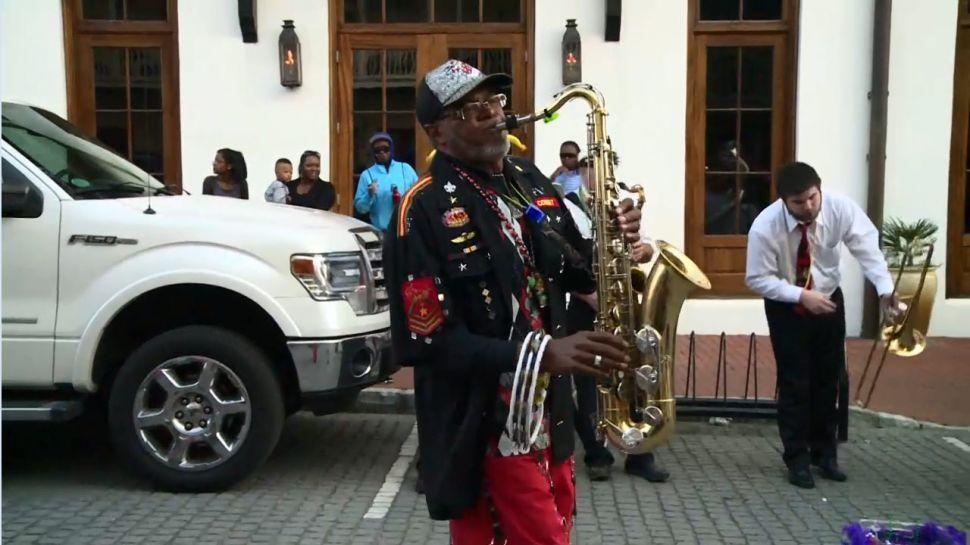 Village Brass Band - Nightlife