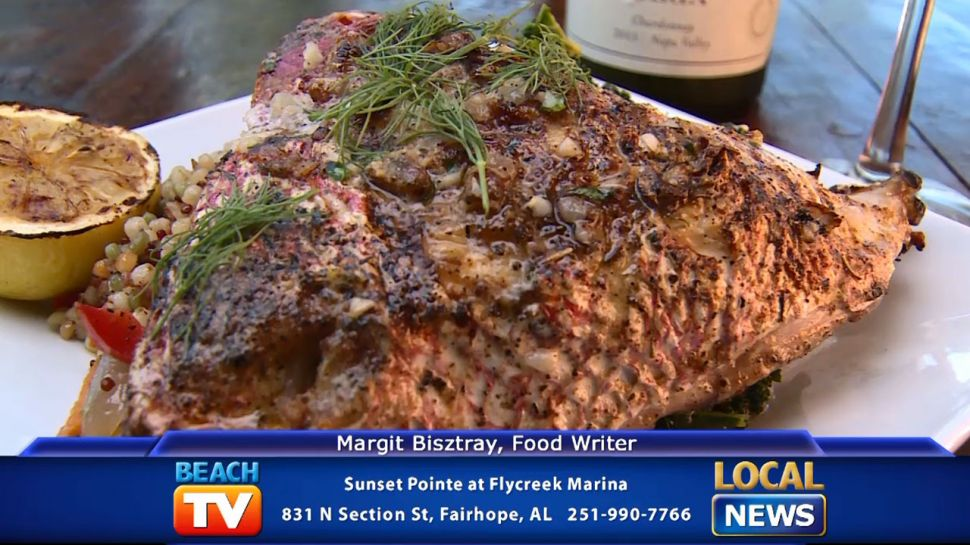 Sunset Pointe at Flycreek Marina - Dining Tip