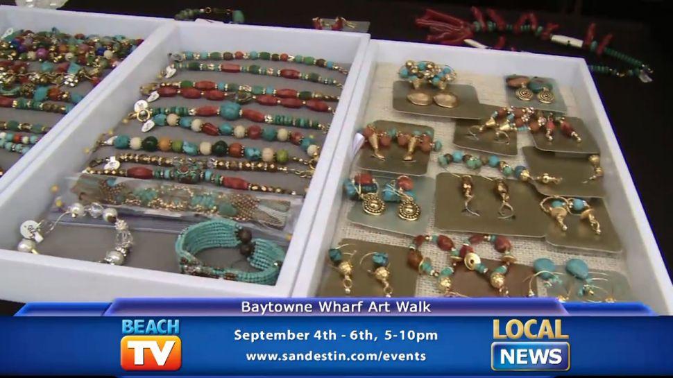 Baytowne Wharf Art Walk - Local News