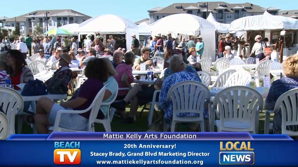 Mattie Kelly Arts Foundation 20th Anniversary - Local News