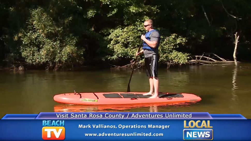 Mark Vallianos from Adventures Unlimited - Local News