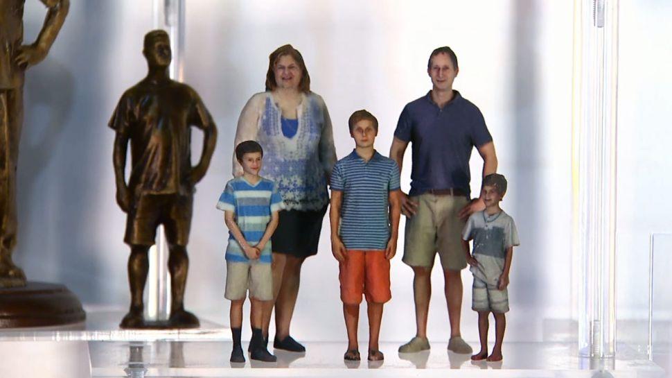 3D Mini Me Key West