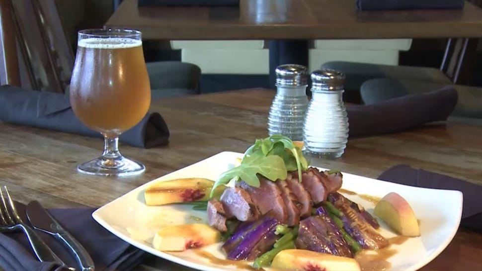 5 Seasons Brewery - Dining Tip