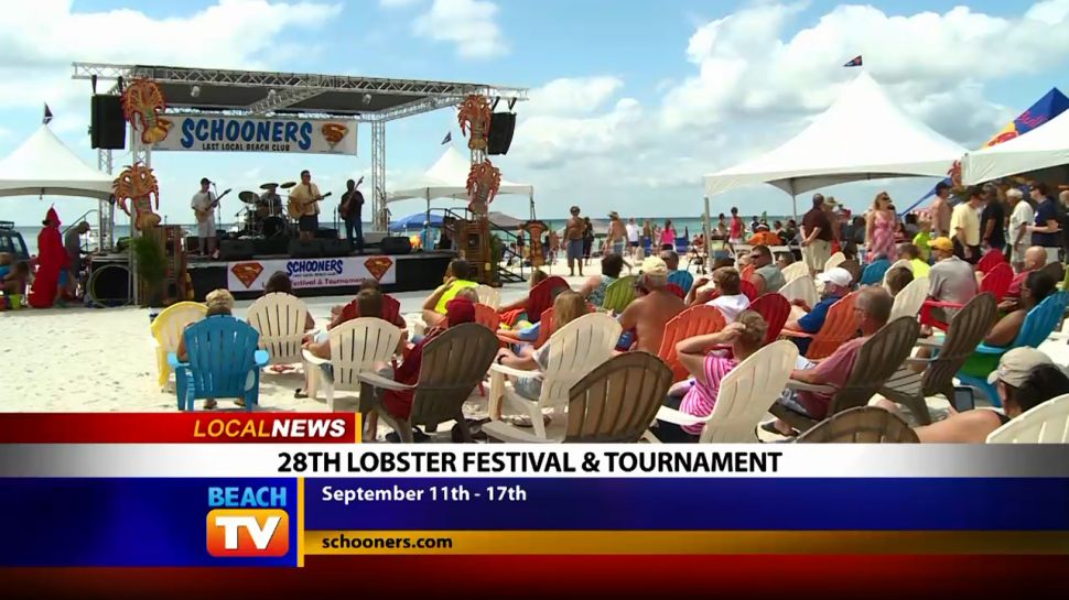 Schooners Lobster Festival & Tournament Visitors - Local News