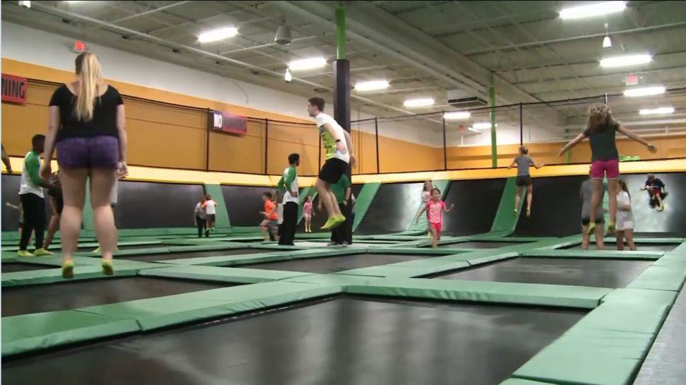 Rockin' Jump Trampoline Park