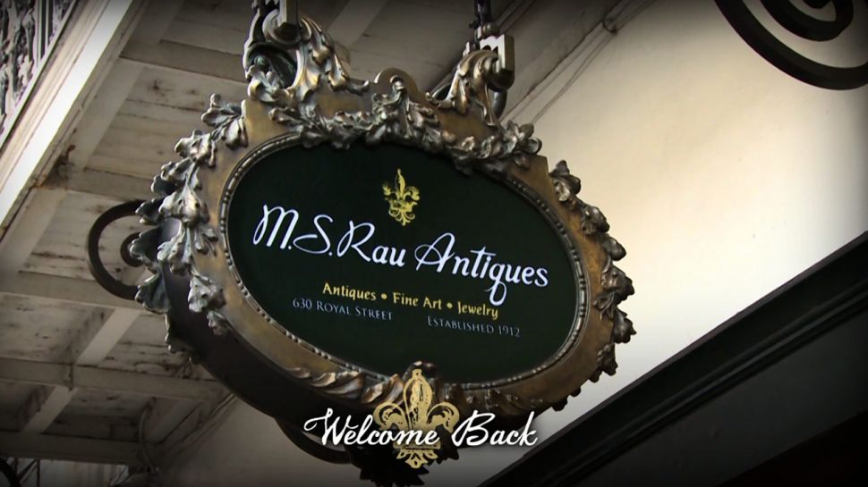 M.S. Rau Antiques - Antique Gallery