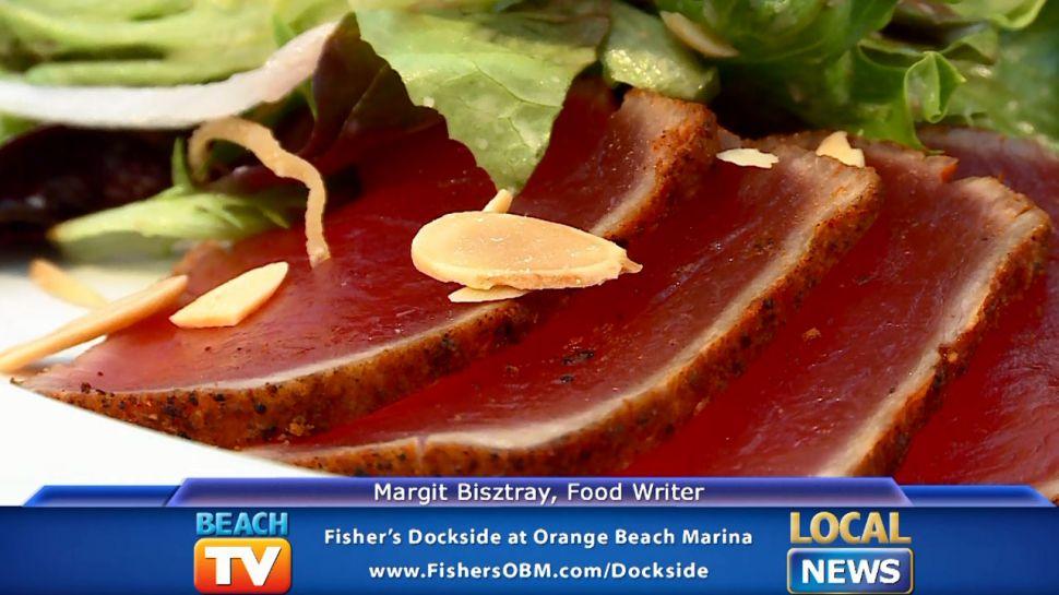 Fisher's Dockside - Dining Tip