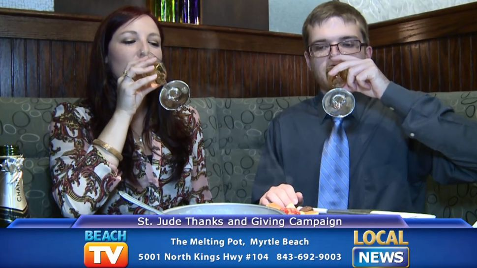 The Melting Pot and St. Jude Children's Research Hospital - Local News