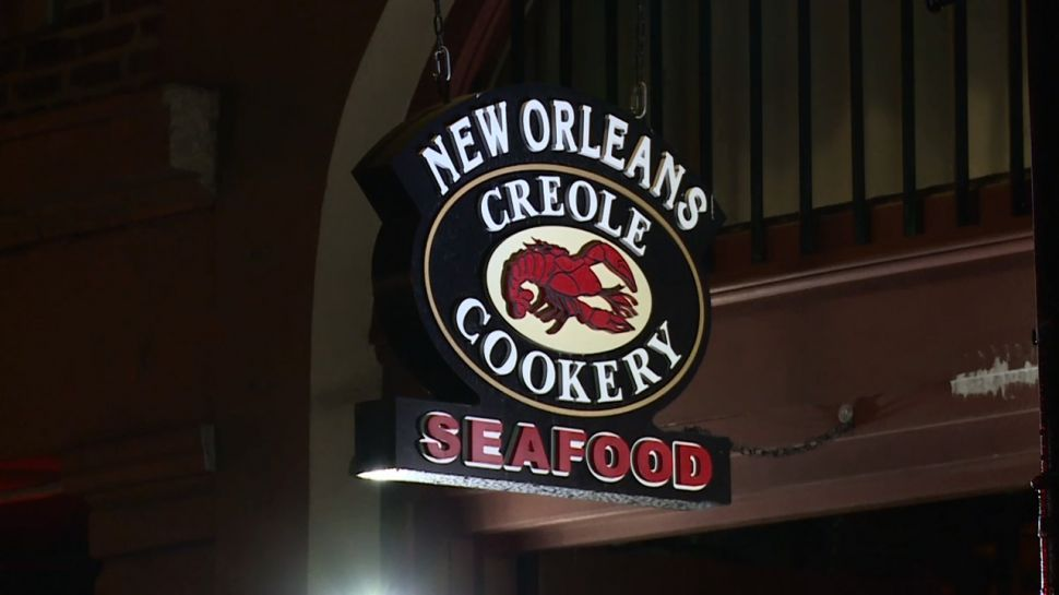 John Trinh from New Orleans Creole Cookery - Celebrity Chefs