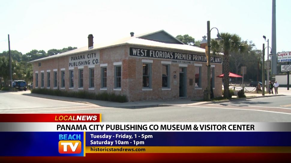 Panama City Publishing Co Museum & Visitor Center - Local News