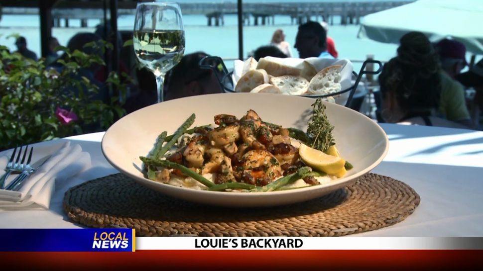 Louie's Backyard - Local News